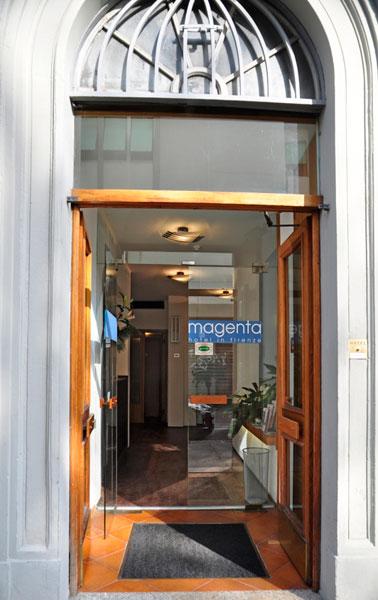 ALBERGHI HOTEL MAGENTA