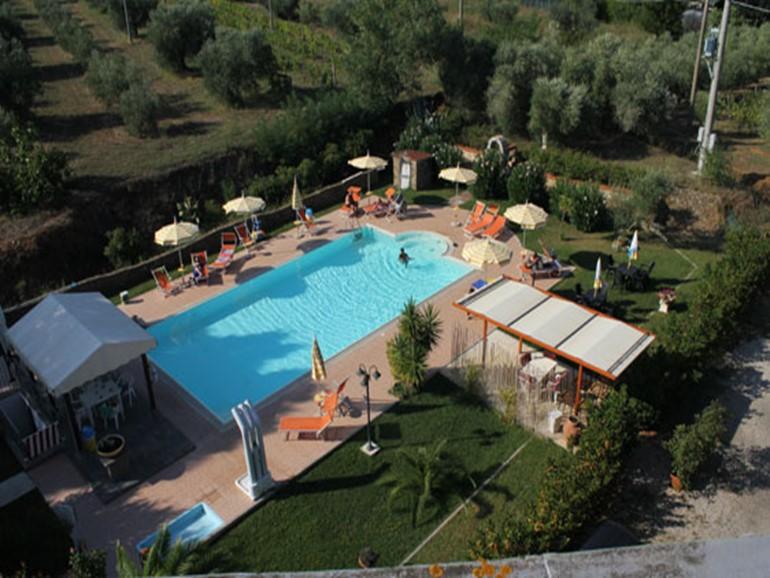 Alberghi Hotel Sabatino>