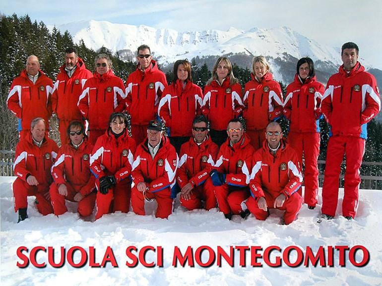 Scuola Sci Montegomito>