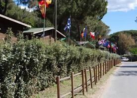 Camping Feniglia
