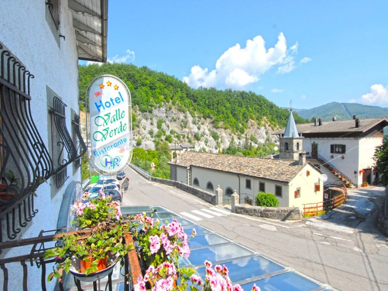 Alberghi Hotel Valle Verde>