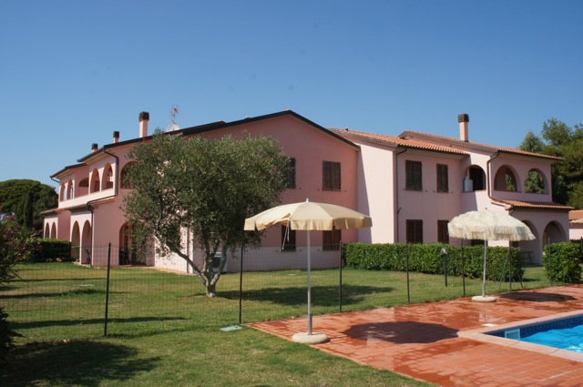 Villa Santa Maria _ Ville Biserno