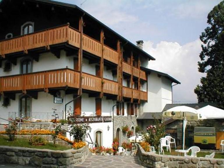 Hotel Albergo Guerri>
