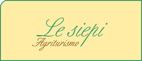 Farmhouse Le Siepi