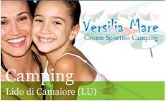 Campeggio Versilia Mare