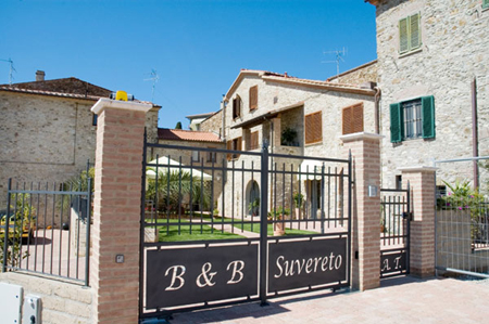 Bed and Breakfast Suvereto