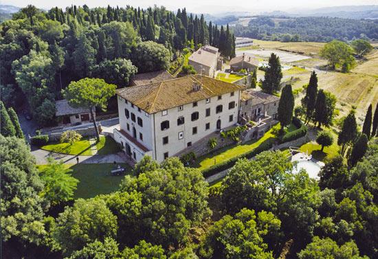Farmhouse Il Castagno