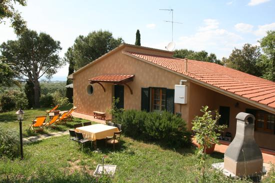 Villa Sabbia Oro