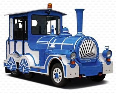 Bus Navetta e Trenino Gommato