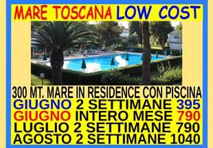 Marina di Bibbona Offerte giugno luglio agosto mare Toscana affitto appartamenti vacanze in residence con piscina VEDI PREZZI 2019