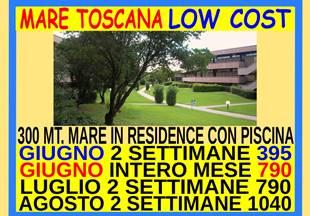 Mare Toscana LOW COST Marina di Bibbona a 300 metri dal mare affitto appartamenti  case vacanze con piscina VEDI PREZZI 2019