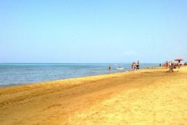 THE SEA ON THE ETRUSCAN COAST