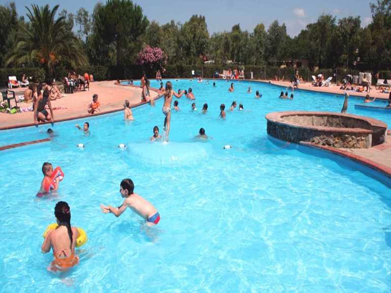 Camping Arcobaleno Camping Marina di Bibbona
