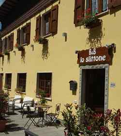 Bed and Breakfast Lo Slittone