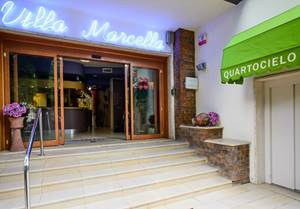 HOTEL VILLA MARCELLA HOLIDAY BEACH