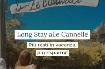 long stay alle cannelle