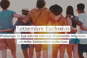 settembre esclusivo