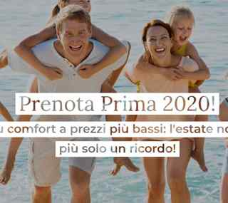 Offerta Prenota Prima 2020