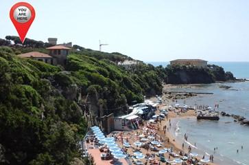 affitto appartamento a due passi dalla spiaggia di castiglioncello