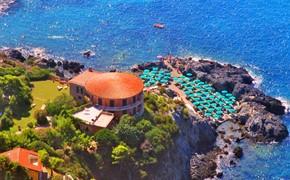 Hotel Capo d Uomo Talamone