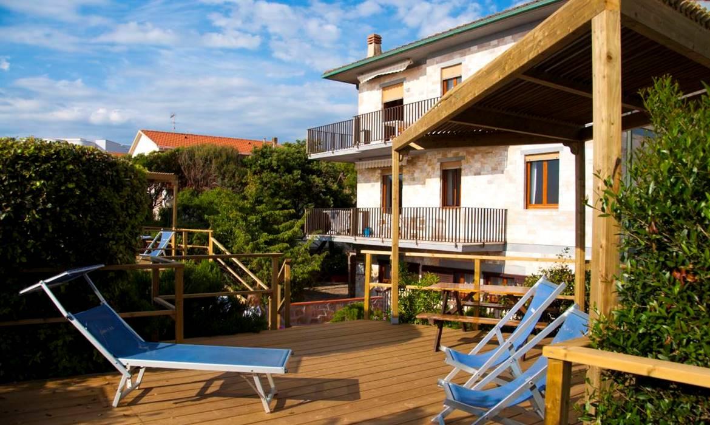 case vacanza appartamenti futura c.a.v. le dune san vincenzo