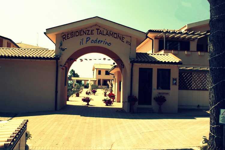 residence Poderino Talamone