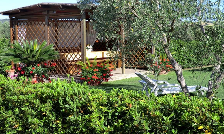 Vacances de ferme Il Giardino dell'Osa