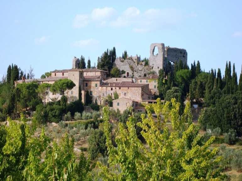 case vacanza Montelifrè San Giovanni d'Asso