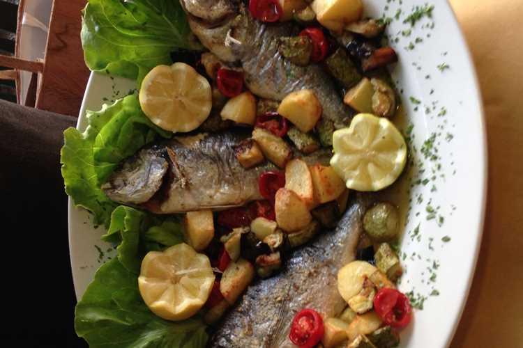 Restaurant Le Baccanti Scarlino
