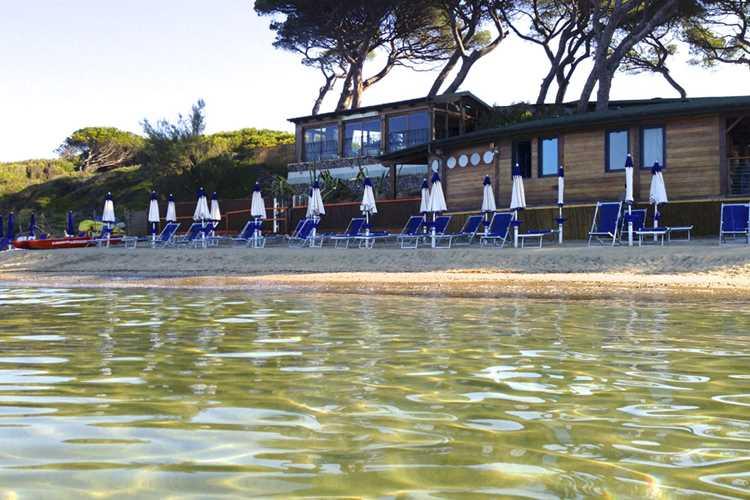 Hotel Il Boschetto Follonica
