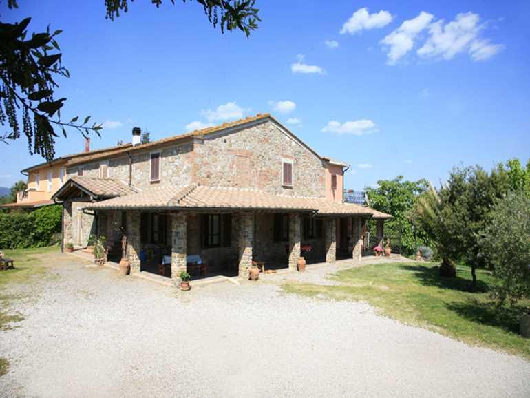 Farm Holidays Montepozzalino Massa Marittima