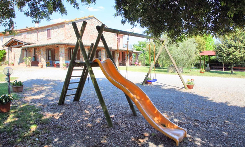 Vacances de ferme Montepozzalino