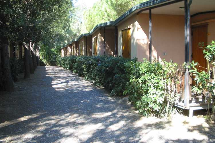 Camping Il Gineprino Marina di Bibbona