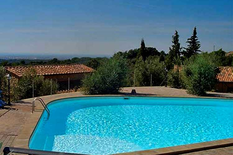 Farm Holidays Il Gheppio Guardistallo