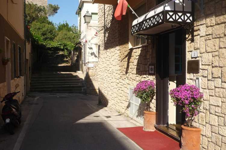 Hotel Telamonio Talamone