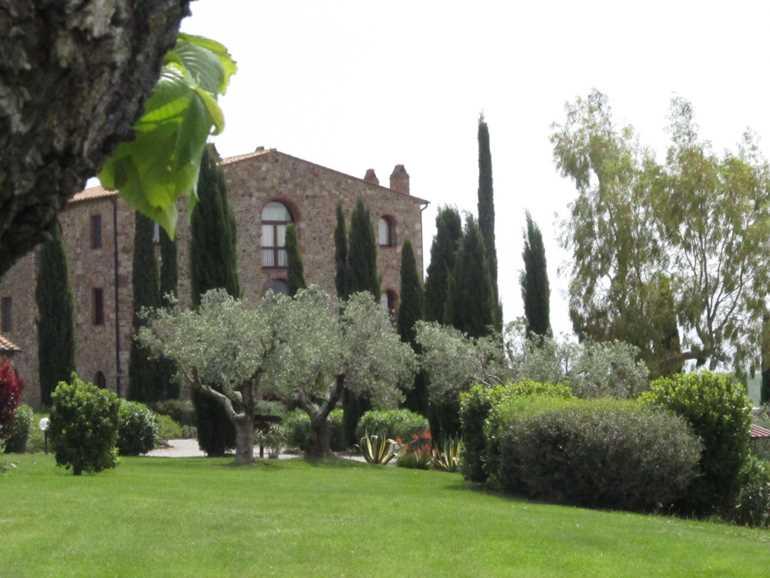 Farm Holidays Il Convento di Montepozzali Massa Marittima