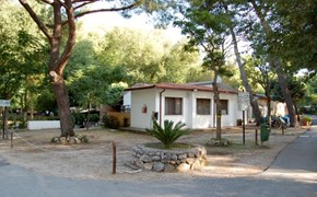 Campeggio Feniglia Orbetello