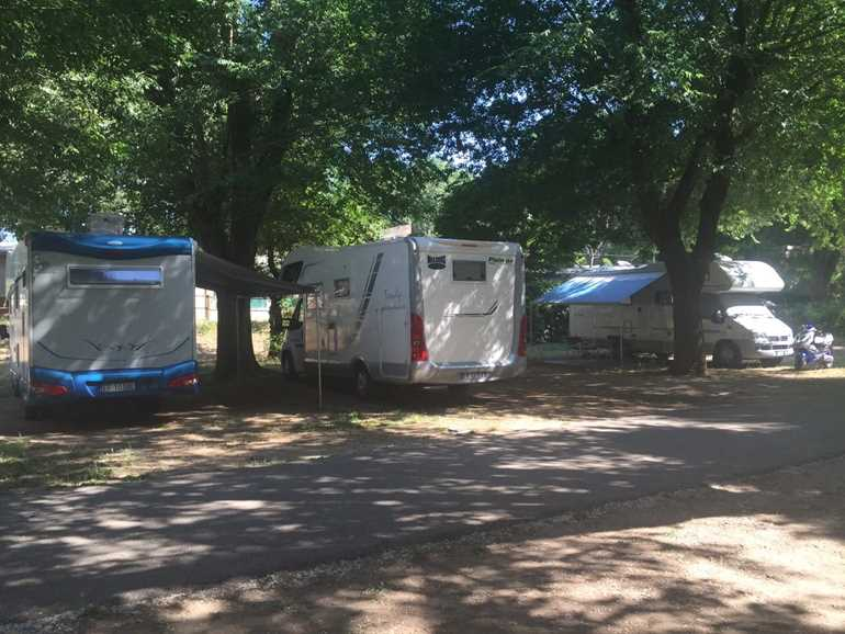 campeggio Feniglia Porto Ercole