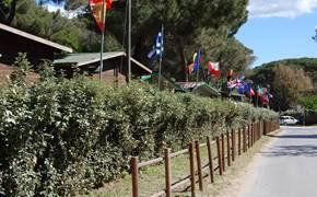 Campamento Feniglia Porto Ercole
