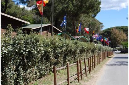 campeggio Feniglia