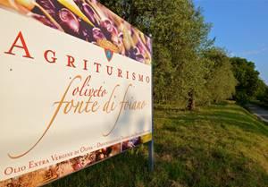 AGRITURISMO FONTE DI FOIANO