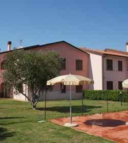 Residence Villa Santa Maria _ Ville Biserno