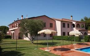 Residence Villa Santa Maria _ Ville Biserno San Vincenzo