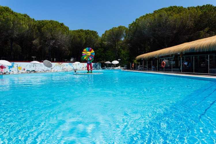 campeggio Arcobaleno Village Marina di Bibbona