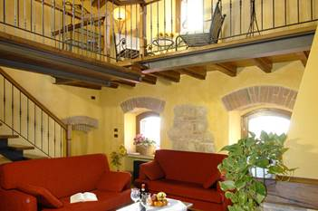 Bed and Breakfast Osteria del Borgo