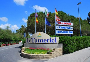 CAMPEGGIO LE TAMERICI