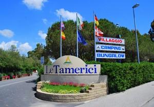 CAMPER LE TAMERICI