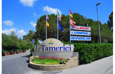 Camping Le Tamerici