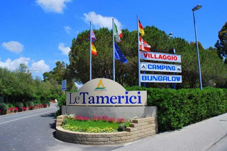 Camping Le Tamerici Cecina