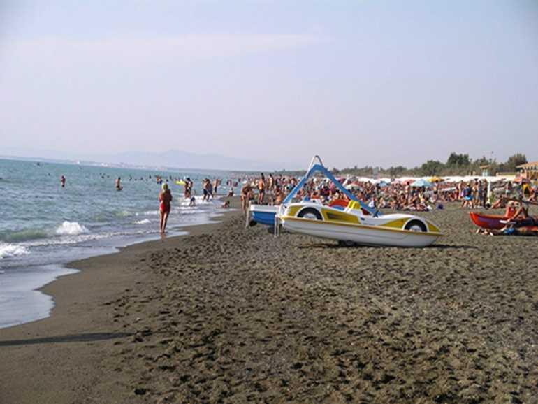 campeggio I Melograni Marina di Bibbona